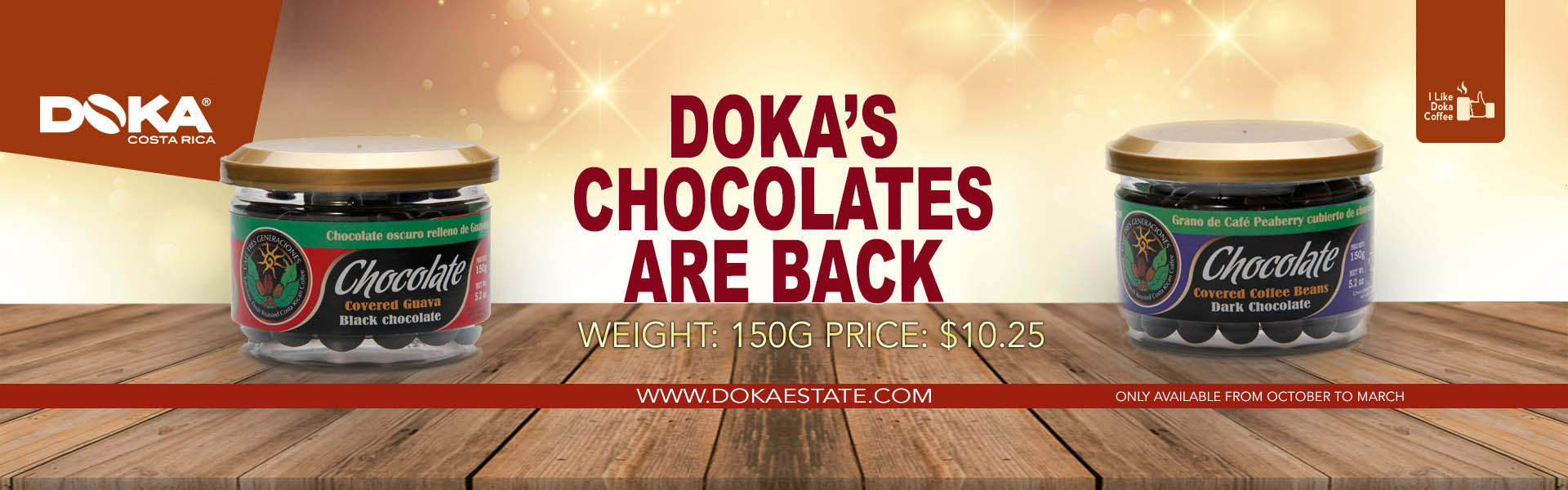 Doka's Coffee and Chocolate