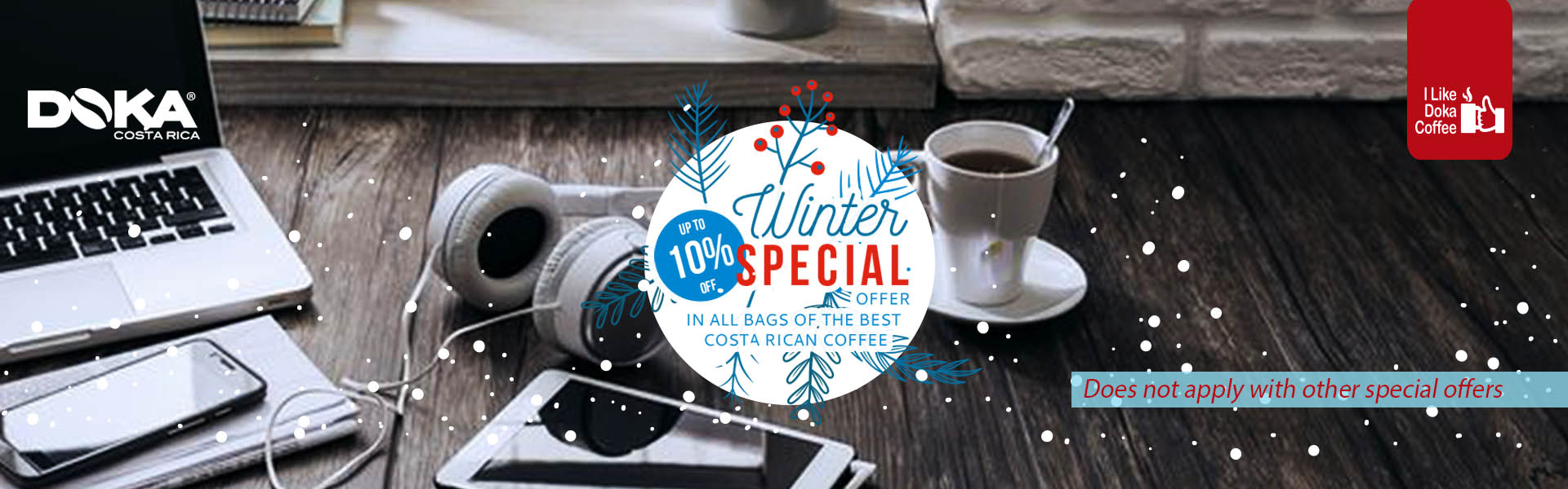 Special winter offer 2018