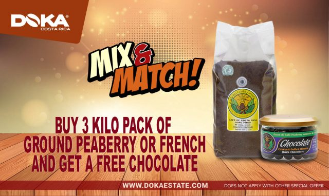Mix and Match special offer